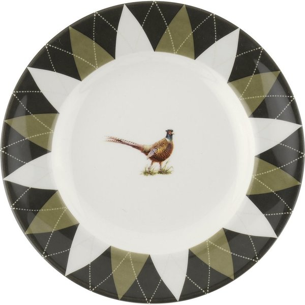 Spode Glen Lodge Pheasant - Bord 15 cm