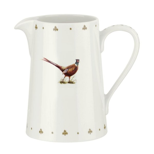 Spode Glen Lodge Pheasant -  Pitcher kan